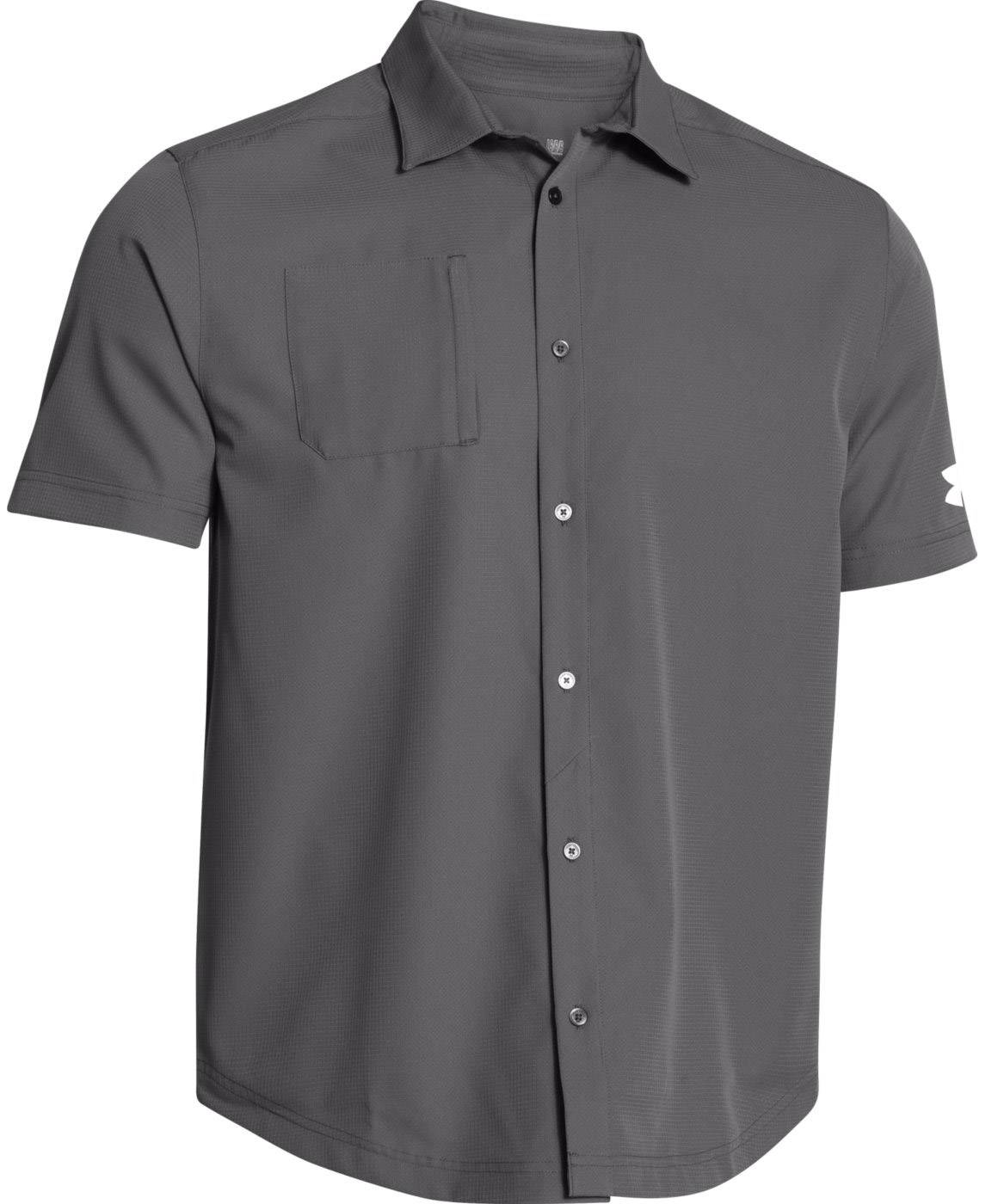 Black t shirt under button down - Black Graphite Midnight Navy White