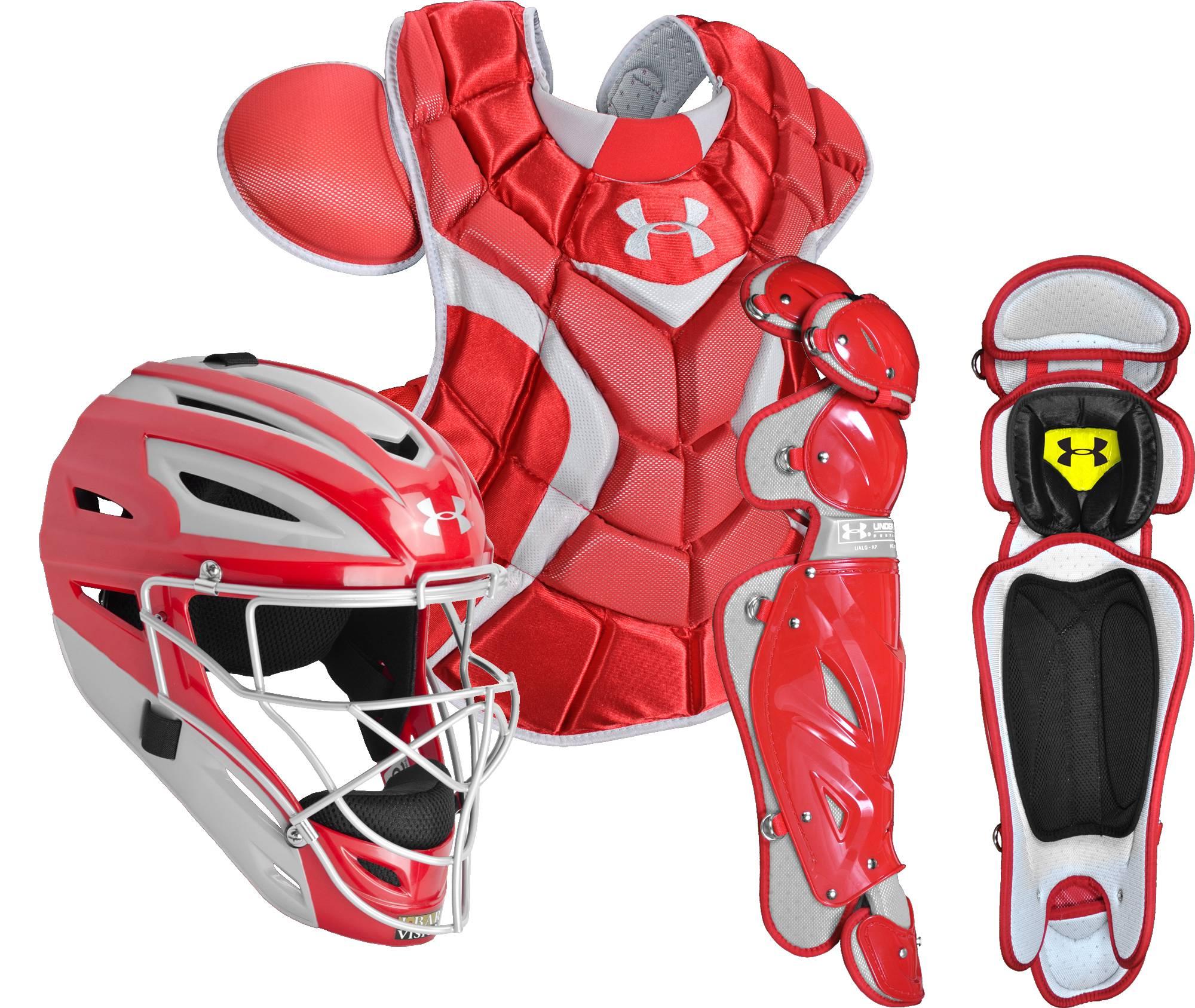 Home Design Outlet Center Chicago Under Armour Adult Pro Baseball Catcher S Gear Set