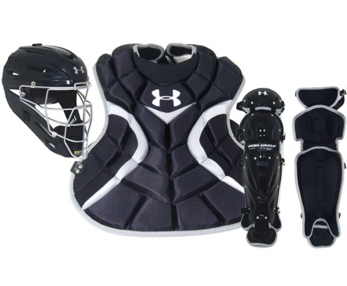 Under Armour Victory Series Junior Baseball Catchers Gear Set - Junior 9-12