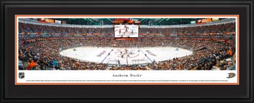 Anaheim Ducks Center Ice Panorama