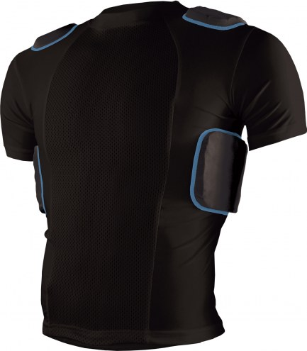 Sports Unlimited Adult 5 Pad Protective Football Shirt