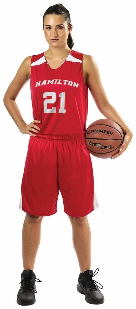 Women Basketball Uniform 46