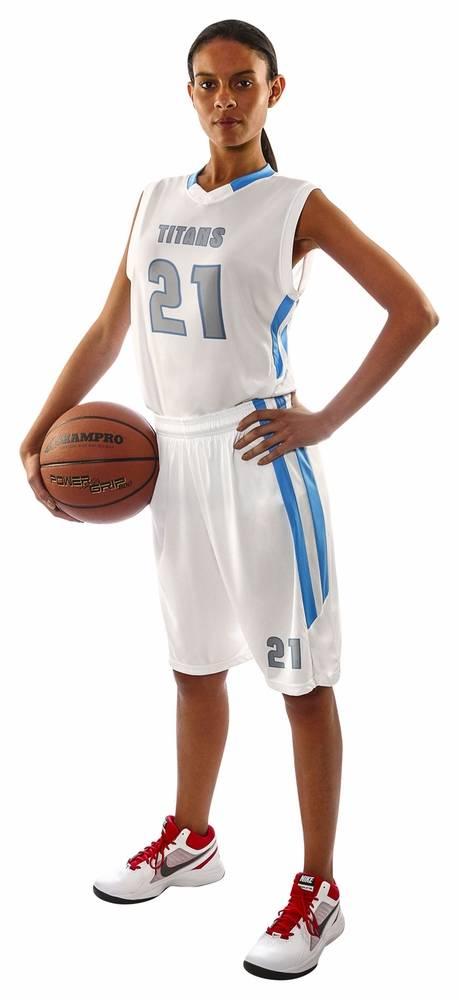 Womens Basketball Uniform 24