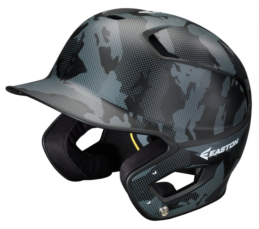 Easton Z5 Grip Basecamo Senior Batting Helmet