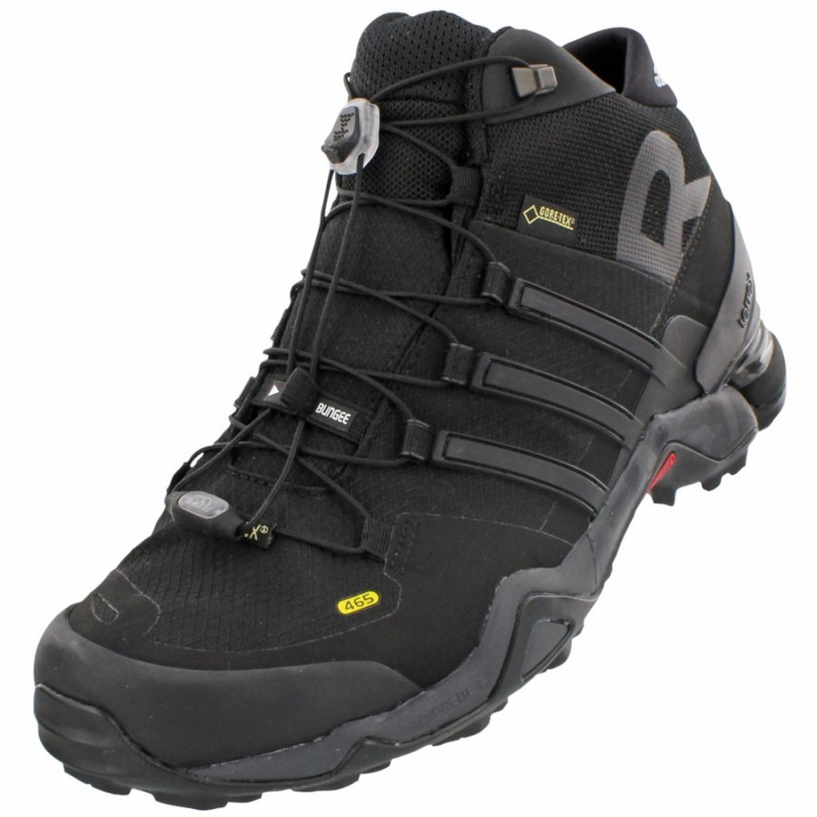 Adidas Men's Terres Fast R Mid GTX Hiking Shoes
