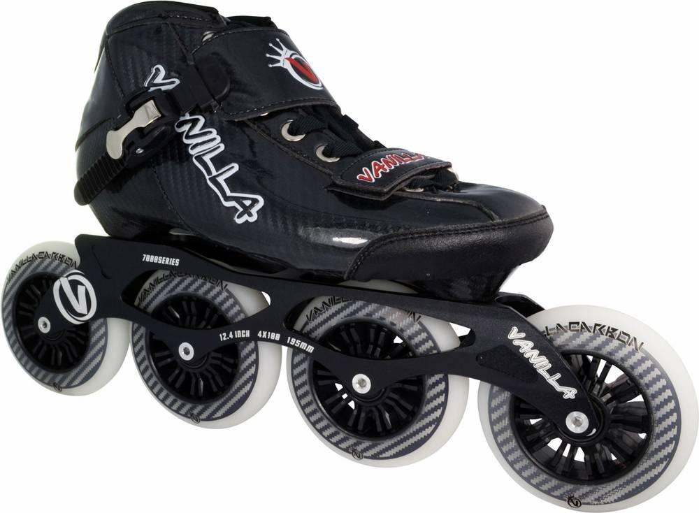 Vanilla Carbon Men S Speed Inline Skates