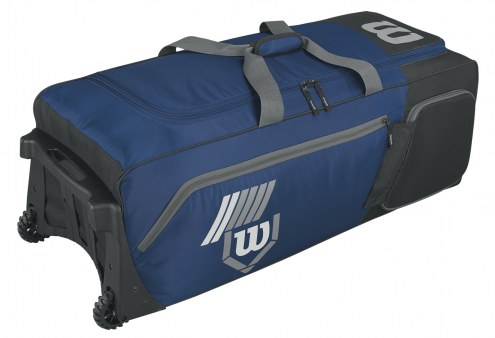 Wilson Pudge 2.0 Wheeled Baseball Equipment Bag