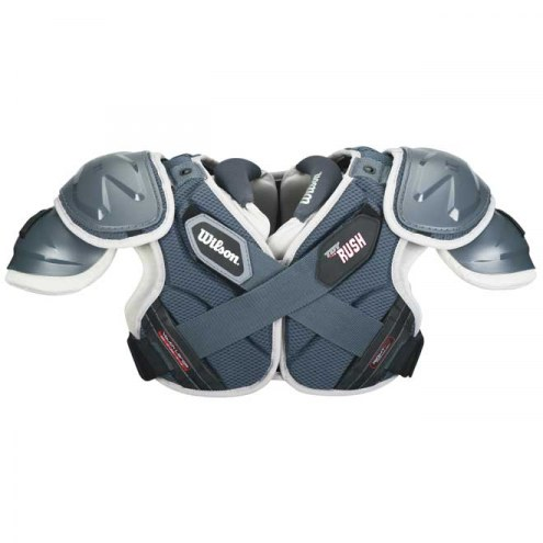 Wilson TDY Rush Youth Football Shoulder Pads