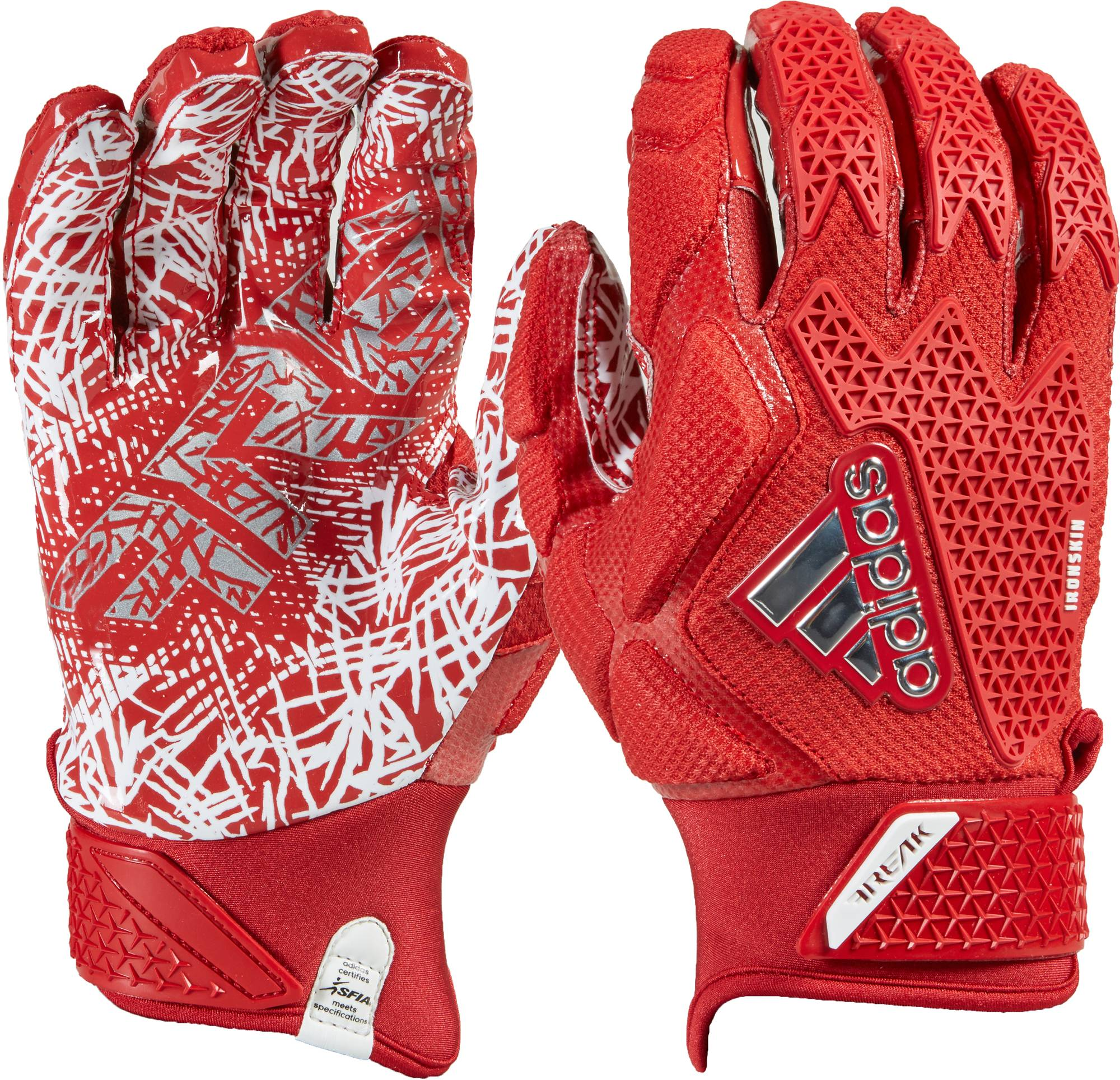 Adidas Freak 3 0 Adult Football Padded Receiver Linebacker