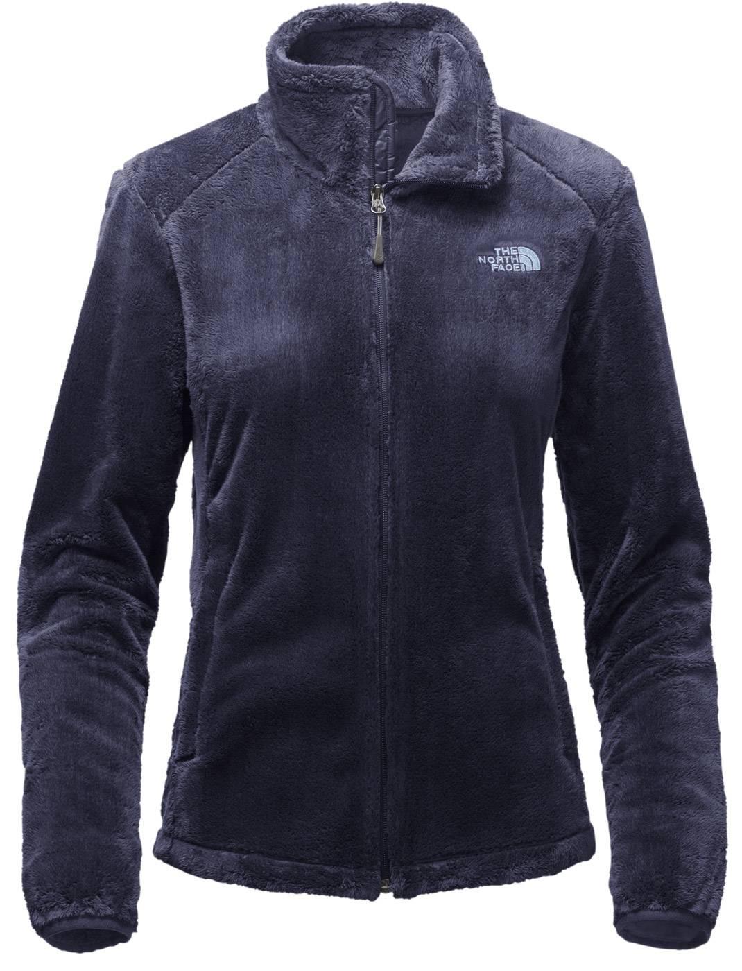 The north face women s custom osito fleece jacket