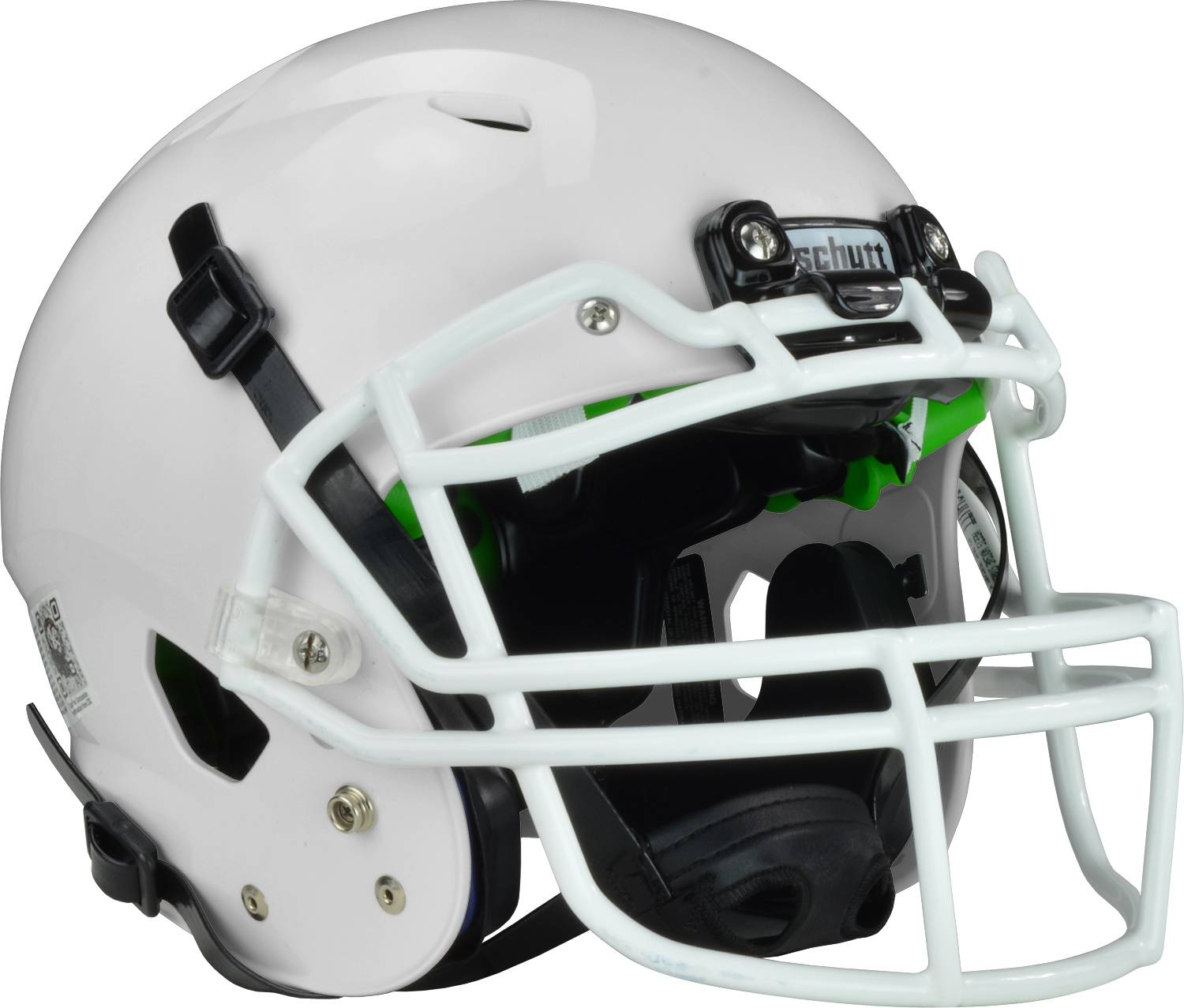 how to put a schutt visor on a schutt helmet