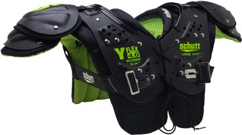 Schutt Y Flex 4.0 All Purpose Youth Football Shoulder Pads