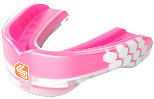 Shock Doctor Gel Max Power Adult Flavored Convertible Mouthguard