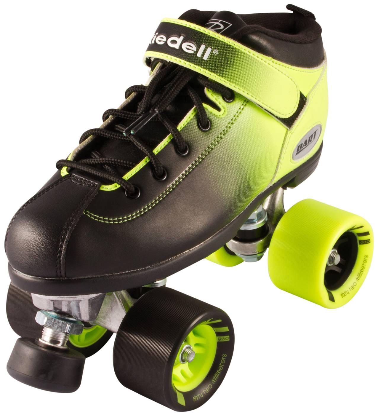 Roller skate shoes penang -  Riedell Dart Ombre Adult Roller Skates