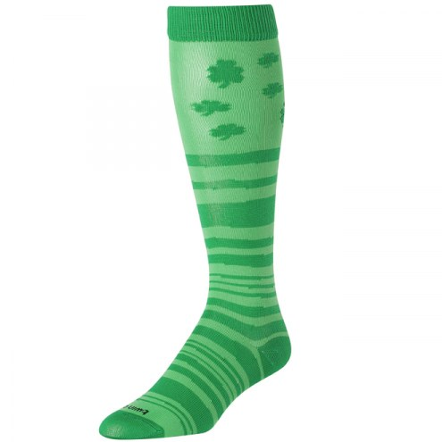 Twin City Krazisox Shamrock Over-Calf Socks