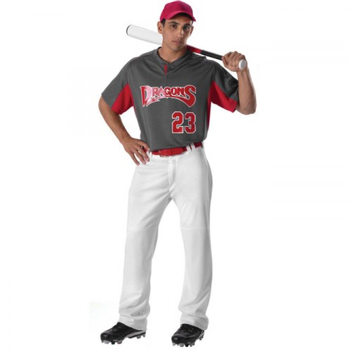Alleson 525 Adult Baseball Jersey