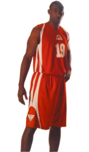 Alleson 54MMRY Reversible Moisture Management Youth Custom Basketball Uniform