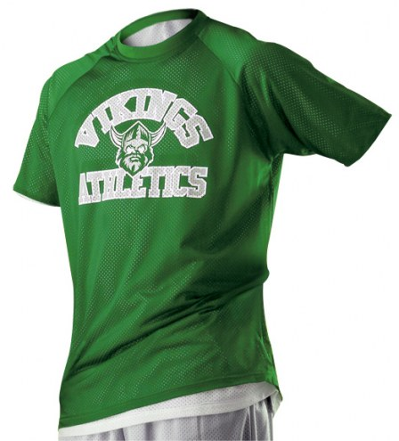 Alleson Youth Reversible Utility Football T-Shirt