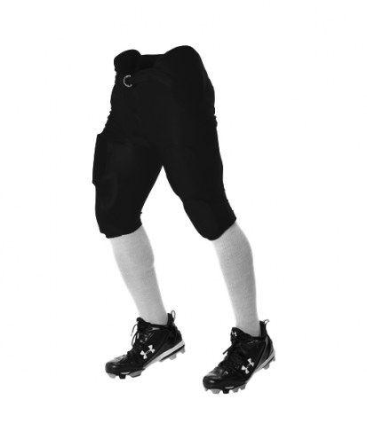 Alleson 681 Youth Solo Solid Intro Integrated Football Pant