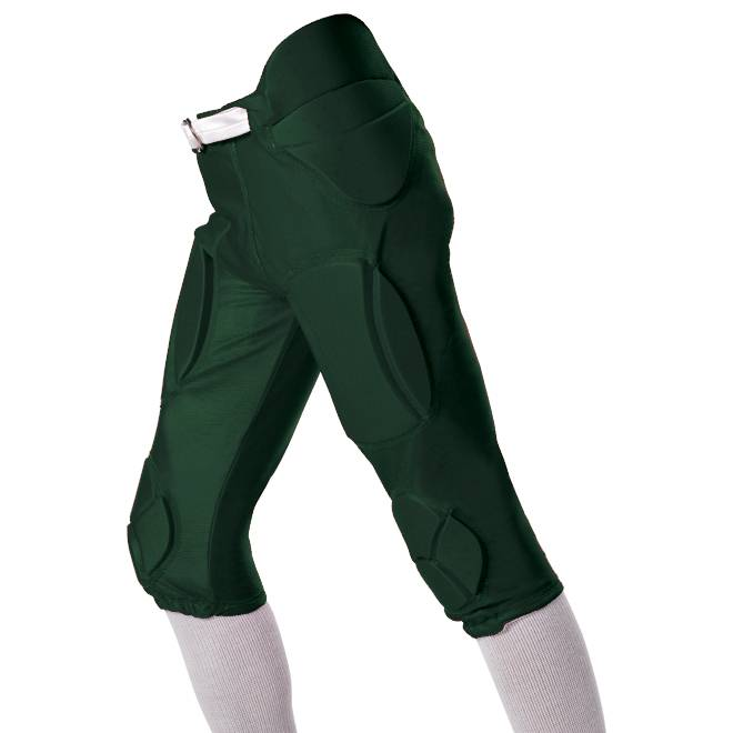 Alleson 688DRVY Youth Solo Series Reversible Integrated Football Pants