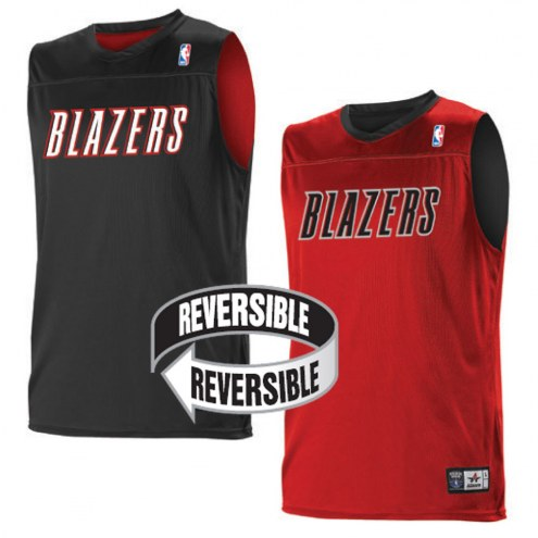 Alleson NBA Logo Reversible Youth Basketball Uniform