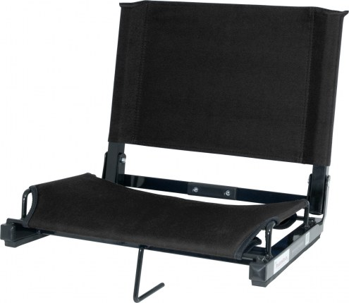 "Patented ""StadiumChair"" Stadium Seat"