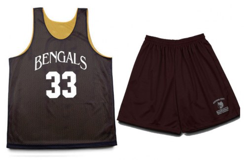 A4 N2206 Youth Team Basketball Uniform