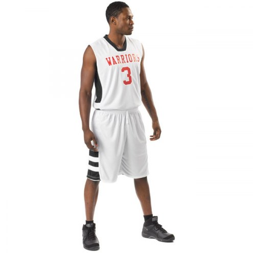 A4 Reversible Speedway Muscle Youth Basketball Uniform