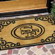 San Francisco 49ers NFL Door Mat