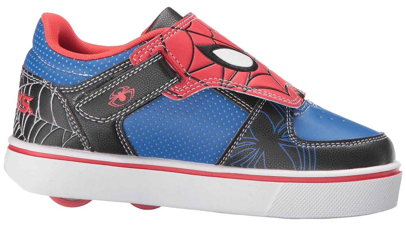 Roller shoes - Heelys Kids Twister X2 Spiderman Roller Shoes New