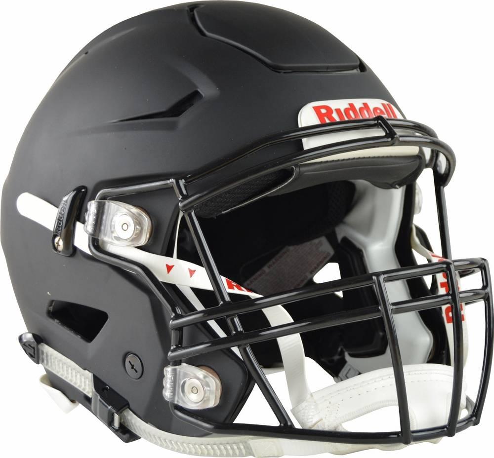 Riddell SpeedFlex Adult Football Helmet & Facemask ...