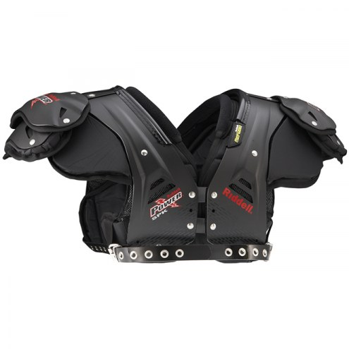 Riddell Power SPK Adult Football Shoulder Pads - RB / DB Multi-Purpose