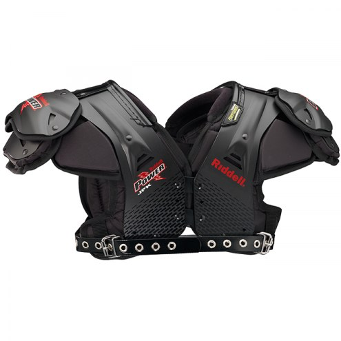 Riddell Power JPK JV/Youth Football Shoulder Pads - Skilled Positions