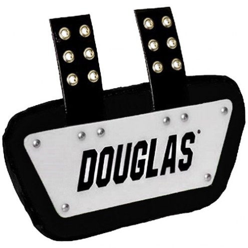 Douglas Custom Pro CP Series Removable Football Back Plate - 4 Inch