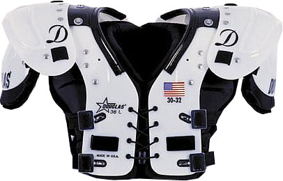 Douglas JP 36 Series Youth Football Shoulder Pads - All Positions