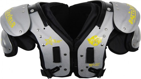 Douglas Battlefield Adult Multi-Skill Football Shoulder Pads - QB / WR / RB / DB