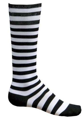 Red Lion Mini Hoop Adult Socks - Sock Size 10-13