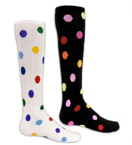 Red Lion Gumballs Youth Socks - Sock Size 6-8.5