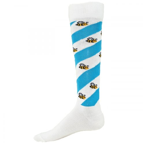 Red Lion Bumble Knee High Socks