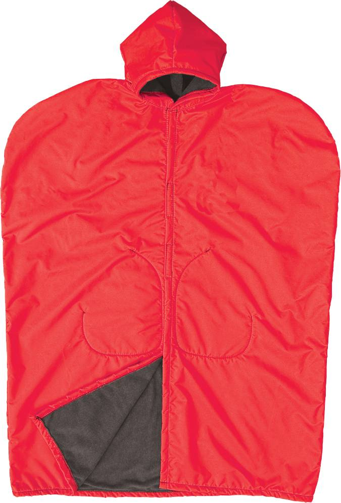 Fisher Junior Fleece Lined Sideline Cape