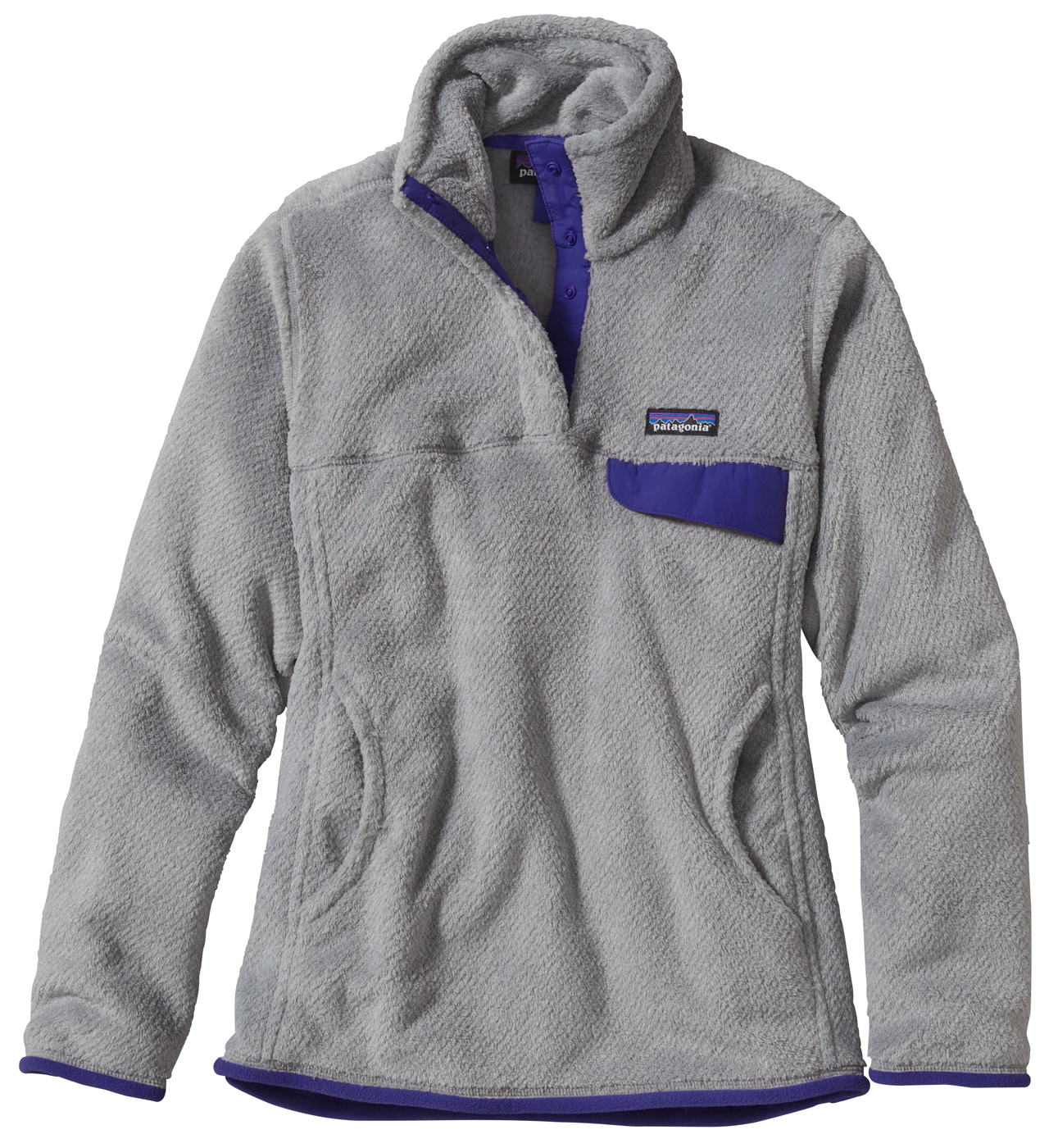 patagonia womens re tool snap t fleece pullover