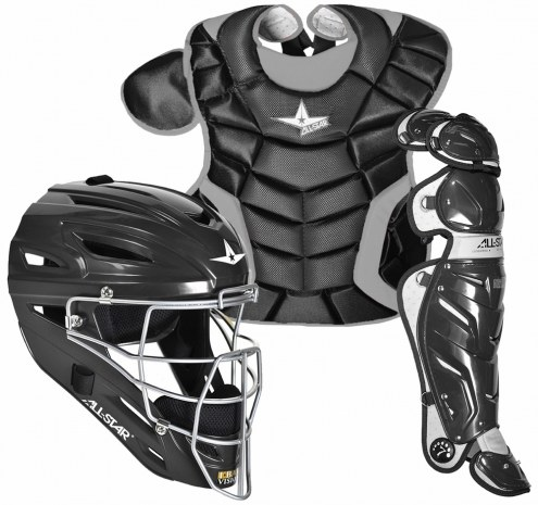 All Star System Seven Youth Pro Catcher's Kit