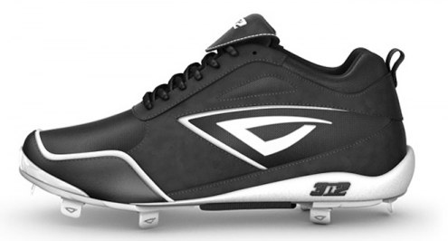 3N2 Rally Metal Womens Fastpitch Softball Cleats