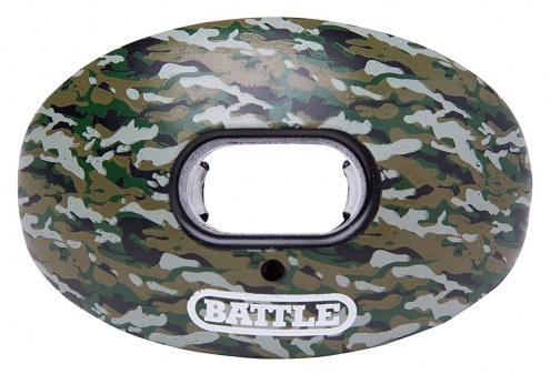 Battle Digi Camo Oxygen Mouth Protection