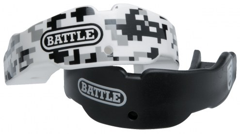 Battle Sports Camo Mouthguard - 2 Pack