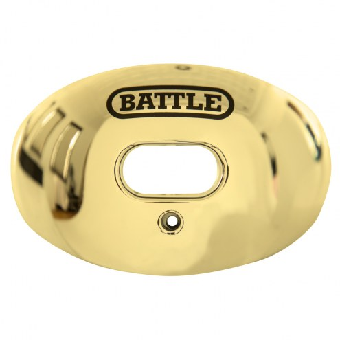 Battle Sports Oxygen Chrome Lip Protector