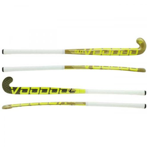 Voodoo Gold Field Hockey Stick