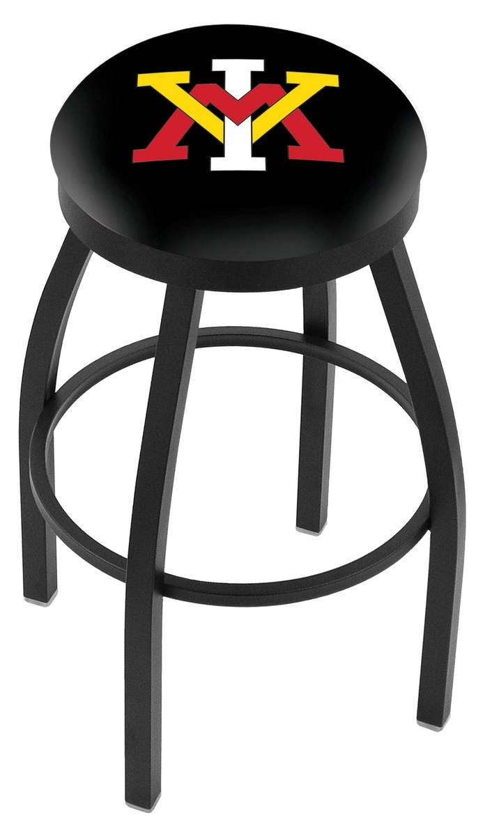 Virginia Military Institute Keydets Black Swivel Bar Stool  : 952 l8b2bvamili 25mainProductImageFullSize from www.sportsunlimitedinc.com size 706 x 1200 jpeg 97kB