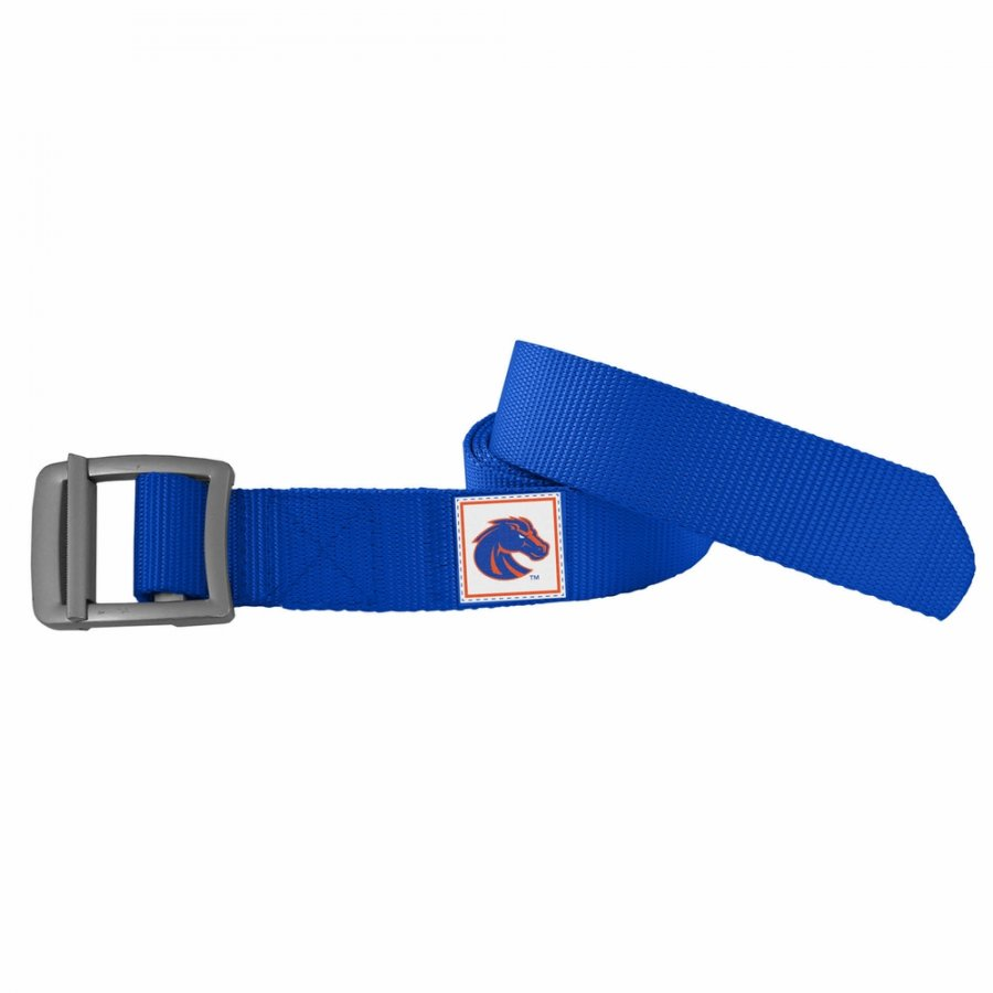 Boise State Broncos Royal Field Belt