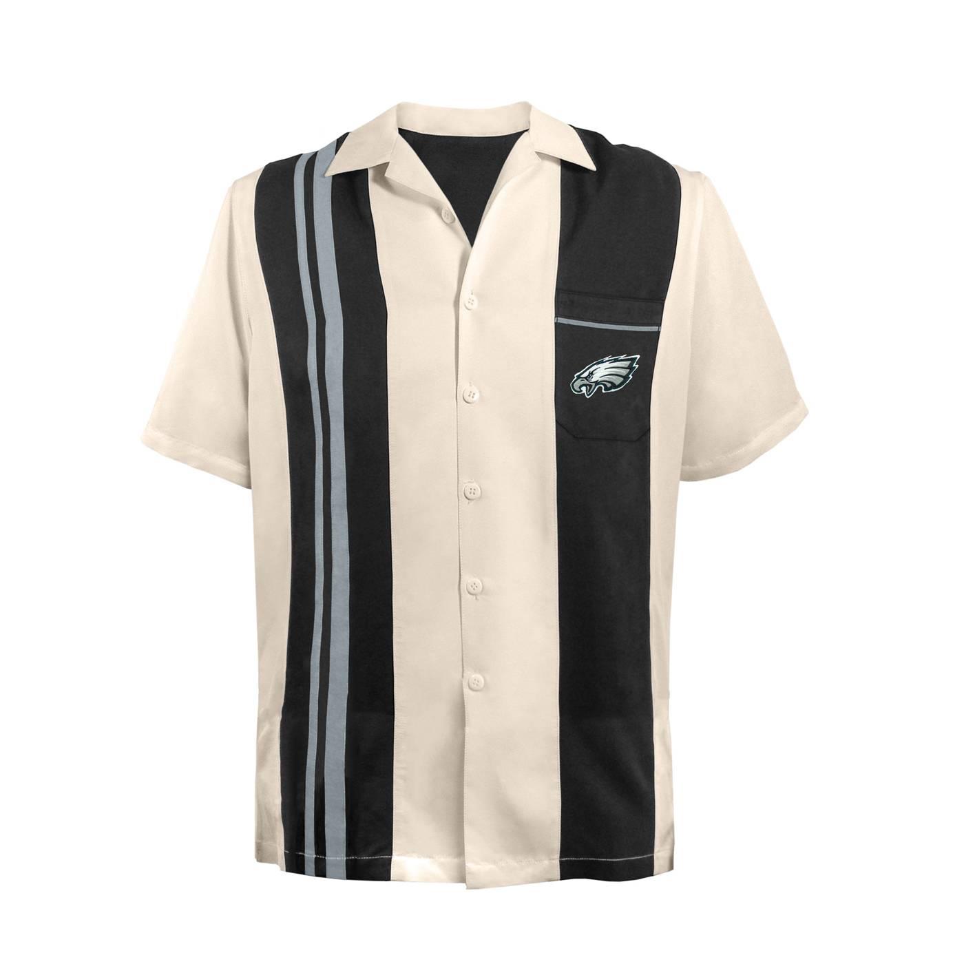 Philadelphia eagles bowling shirt spare